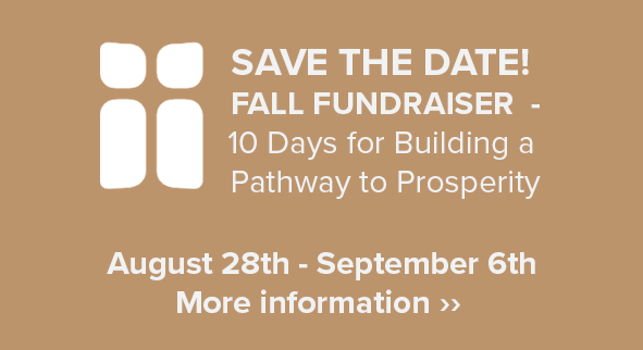 Hope Builders save the date fundraiser